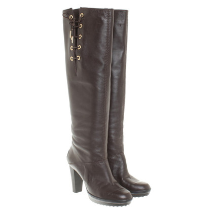 Tod's Boots with Schnürelement