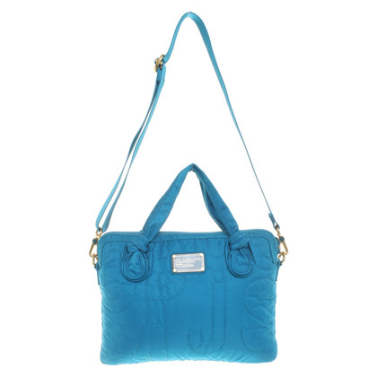 Marc by Marc Jacobs Laptop bag in turquoise
