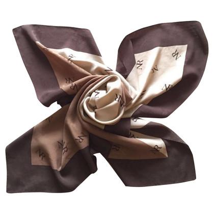 Nina Ricci zijden sjaal