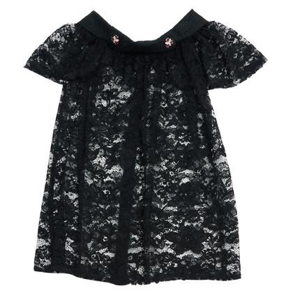 Dolce & Gabbana BLACK LACE FR36