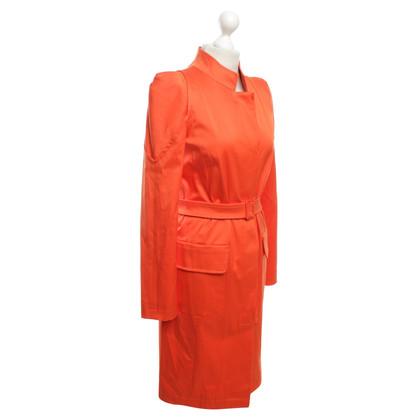 Versace Manteau à Orange