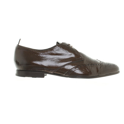 Heschung Lace-up shoes in dark brown