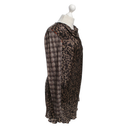Marc Cain Dress with animal print