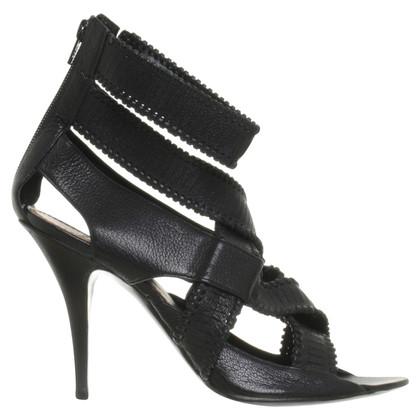 Givenchy Sandalen in zwart