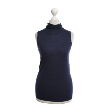 Versace Pullover in dark blue