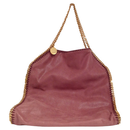 Stella McCartney Falabella with gold chain