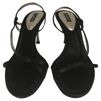 Dolce & Gabbana Abendschuh in black