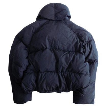 Max Mara Down jacket in donkergrijs