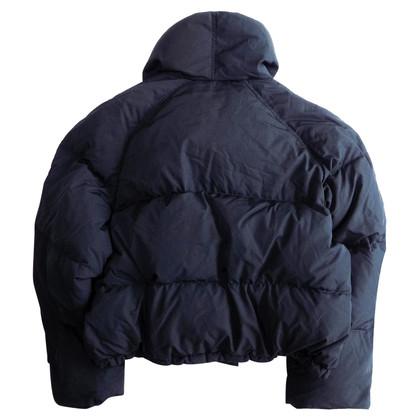 Max Mara Down jacket in dark grey