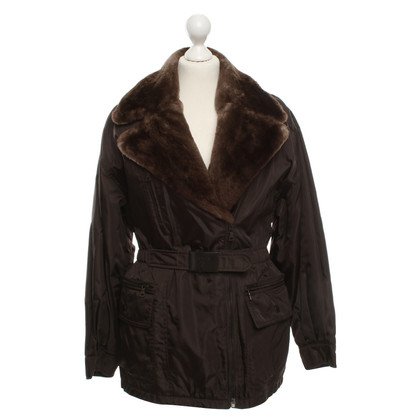 Prada Jacket with fur collar