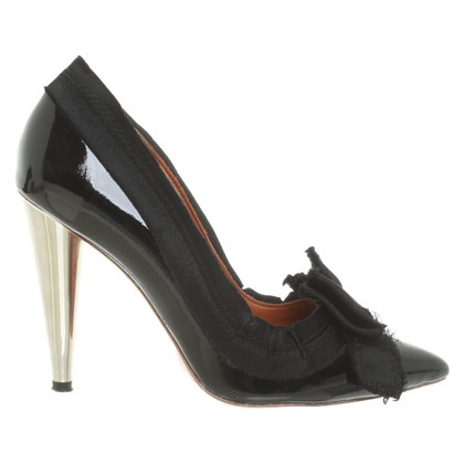 Lanvin for H&M pumps in nero