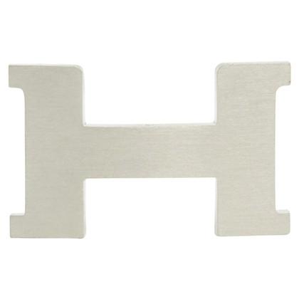 """Hermès """"H-sluiting"""""""