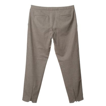 Fabiana Filippi 7/8-pantaloni in grigio