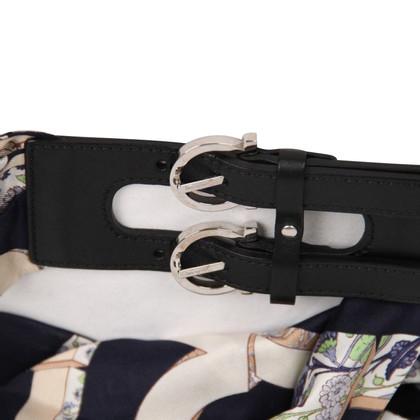 Salvatore Ferragamo Cintura in seta