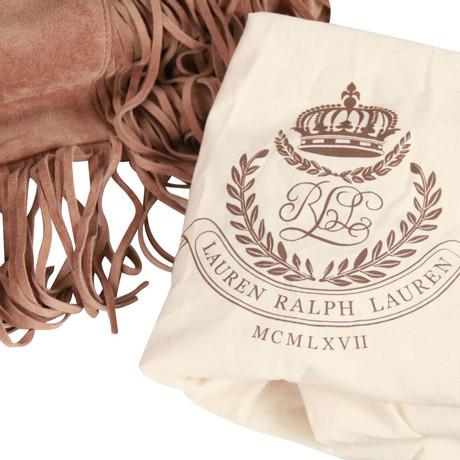 Ralph Lauren Schultertasche Beige Manchester Rabatt Fälschung Rabatt Großhandelspreis RsxJx