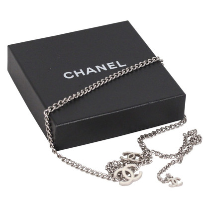 Chanel  Necklace as a belt
