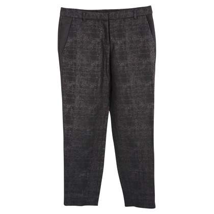 All Saints Pantaloni in Black