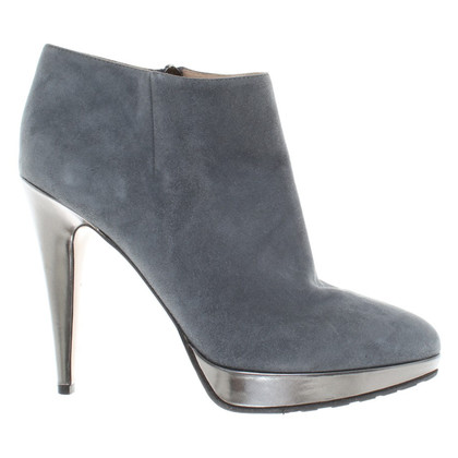 Valentino Suede ankle boots