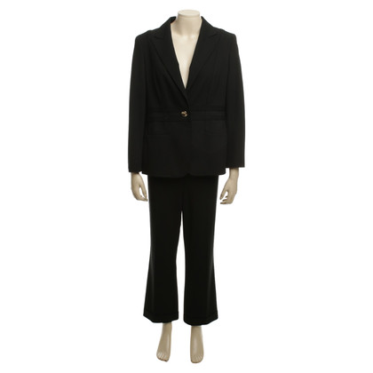 Escada Tailleur pantalone in nero
