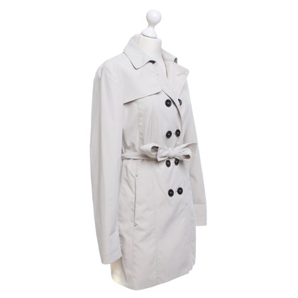 Peuterey Trenchcoat in Creme