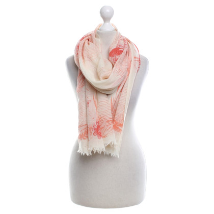 Friendly Hunting Cashmere scarf