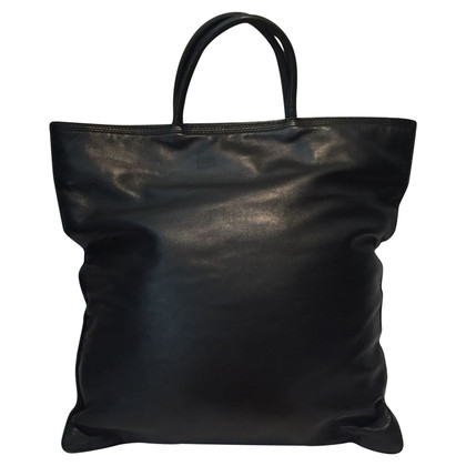 Loewe Handtasche in Schwarz
