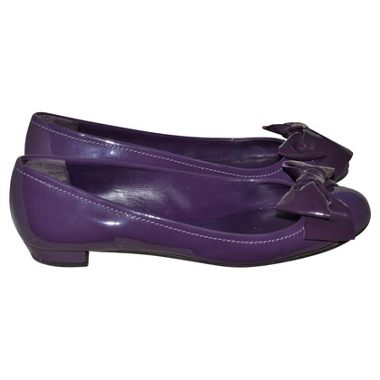 Miu Miu Patent leather ballerinas
