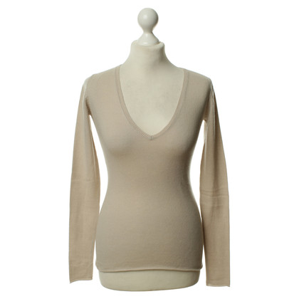 Dear Cashmere Pullover in Beige