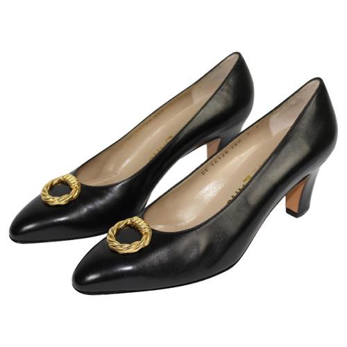 2a4288eaef Salvatore Ferragamo Salvatore Ferragamo heels pump black - Second ...