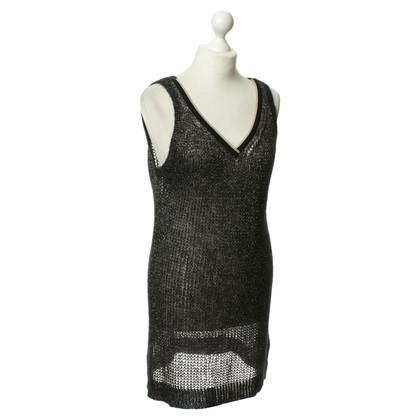 Schumacher Knit dress in black