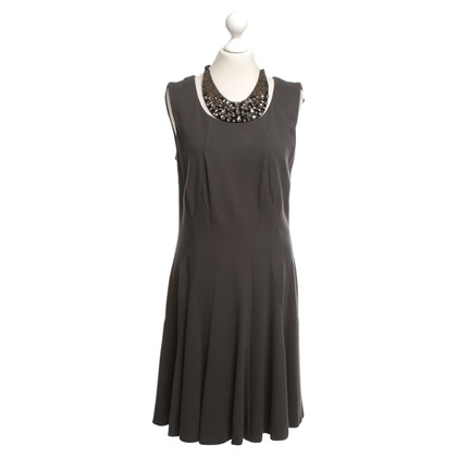 Laurèl Jersey dress with chain