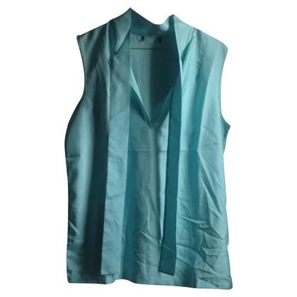 Max Mara Zijden blouse met strik