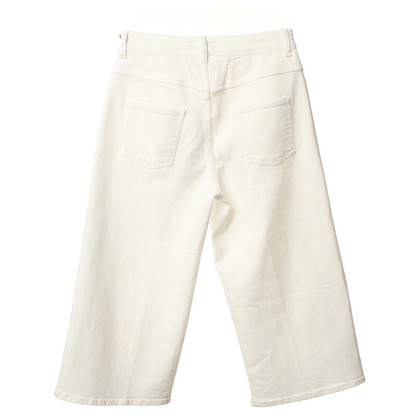 Closed Shorts in bianco