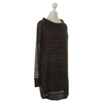 Missoni Knit dress with print