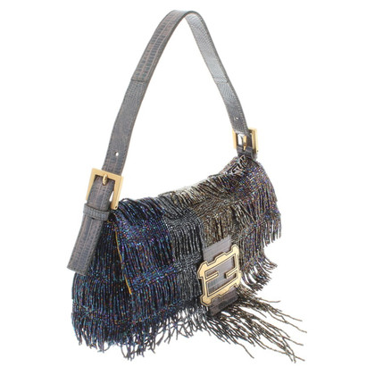 "Fendi ""Baguette Bag"" with glass beads"