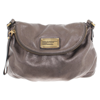 Marc by Marc Jacobs Borsa in pelle dorata
