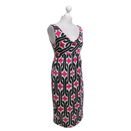 """Diane von Furstenberg Dress """"Fran"""" with pattern"""