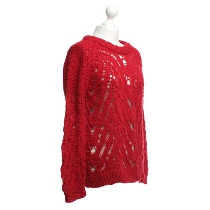 Iro Wollen trui in het rood