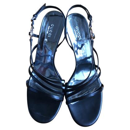 Gucci Black sandals