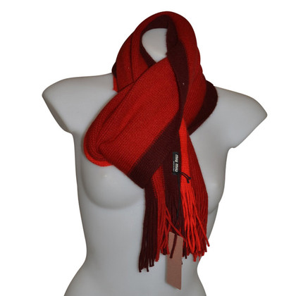 Miu Miu sciarpa