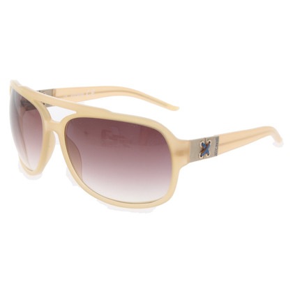Just Cavalli Sonnenbrille in Beige