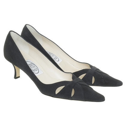 Emma Hope´s Shoes Pumps aus Wildleder