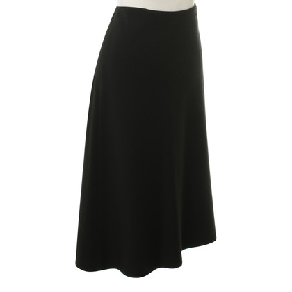 Ralph Lauren A-line skirt in black