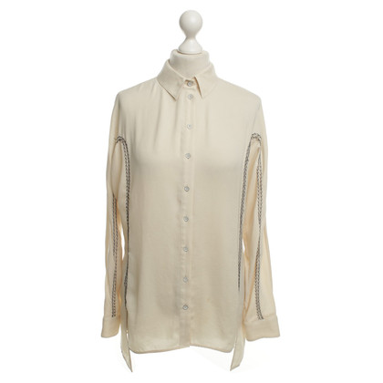 Rag & Bone Blouse met decoratieve stiksels