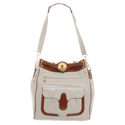 Balenciaga Handbag in beige/Brown