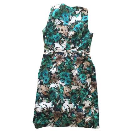 Max Mara Kleid mit Blumenmuster