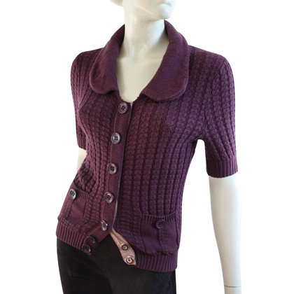Marc by Marc Jacobs Cardigan in viola
