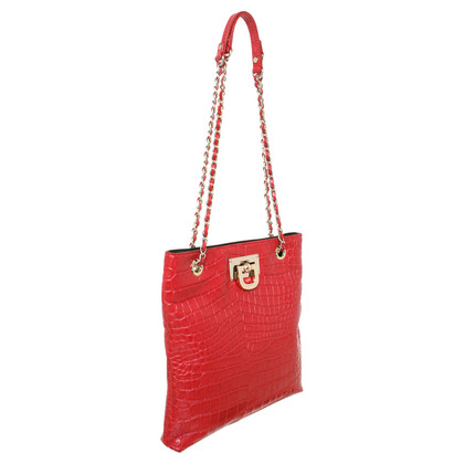 DKNY Shoulder bag in red