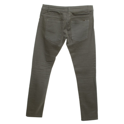 Elisabetta Franchi Jeans in Khaki
