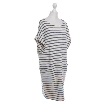 Closed jurk Stripe